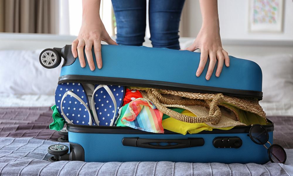 Packing tips for summer vacation to Las Vegas Tahiti Resort